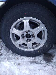 Зимние колеса Dunlop Winter maxx 185/70/14 14 дюймов б/у в Комсомольске-на-Амуре