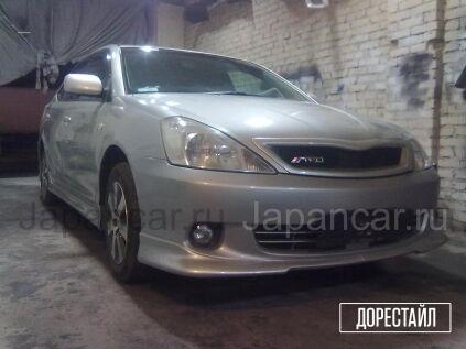 Передняя губа на Toyota Allion во Владивостоке