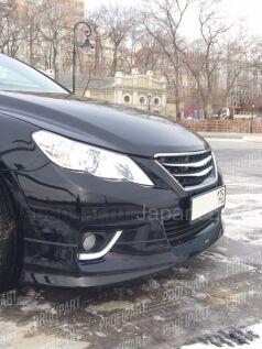 Передняя губа на Toyota Mark X во Владивостоке