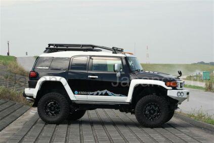 Багажник внешний на Toyota Fj Cruiser во Владивостоке