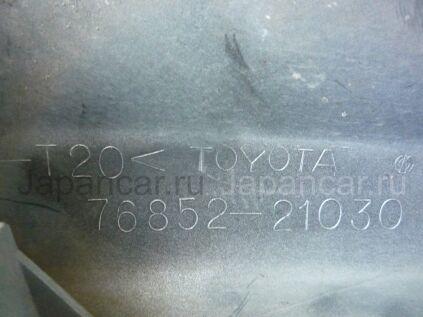 Губа на Toyota Caldina в Уссурийске