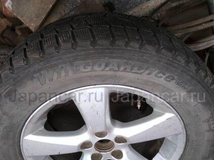 Зимние шины Nexen Winguard ise suv 265/60 18 дюймов б/у во Владивостоке