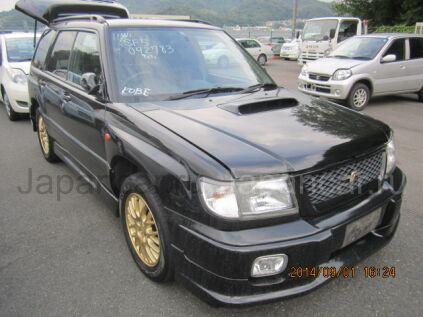 Subaru Forester 1999 года во Владивостоке