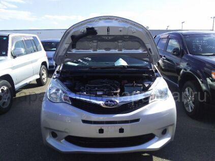 Subaru Trezia 2011 года во Владивостоке