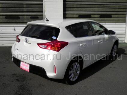 Toyota Auris 2012 года в Японии, KOBE