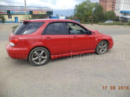 Subaru Impreza WRX 2003 года в Чите