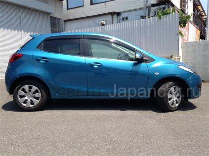 Mazda Demio 2012 года в Японии