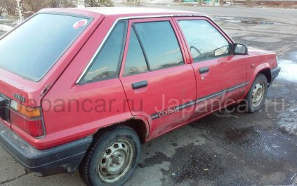 Toyota Corsa 1985 года в Уссурийске