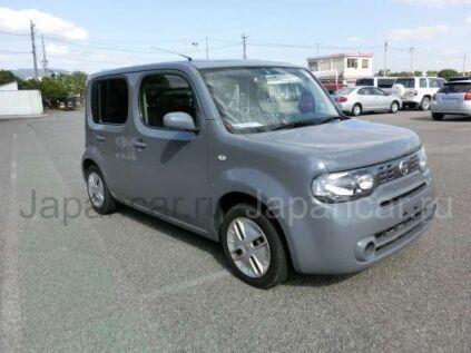 Nissan Cube 2012 года в Японии, KOBE