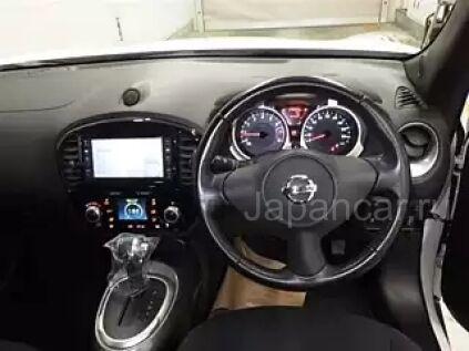 Nissan Juke 2017 года во Владивостоке