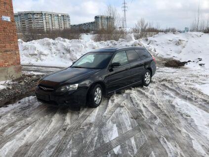 Subaru Legacy 2003 года в Новосибирске