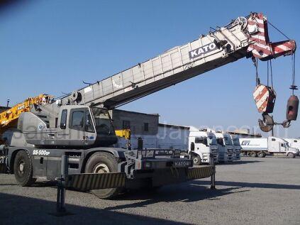 Автокран 50 тонн в Артеме