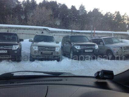 Ремонт ДВС паджеро 6G75 и 4M41 в Екатеринбурге