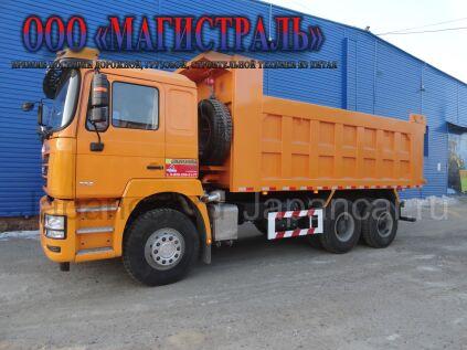 Самосвал SHACMAN 6х4 F2000 2020 года в Благовещенске