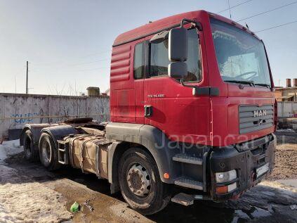 Седельный тягач MAN TGA 33.480 6х4 BBS-WW. 2008 года в Перми