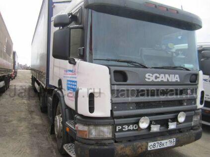 Седельный тягач Scania P114 GA4X2HNA 340 2006 года в Тольятти