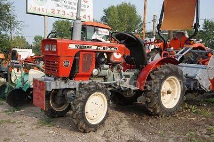 Трактор колесный Yanmar YM1300 в Элисте
