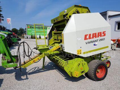 Пресс-подборщик Claas Variant 260
