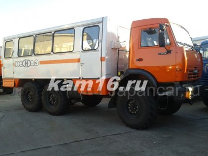 Будка КАМАЗ 4208 вахтовый автобус 2020 года в Набережных Челнах