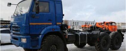 Седельный тягач КАМАЗ 53504-6020-46 2017 года