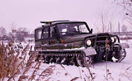 Вездеход Газ 71 в Новосибирске