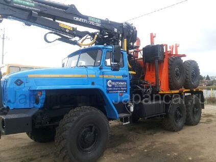 Лесовоз УРАЛ 55571-72МЕ5 2020 года в Иркутске