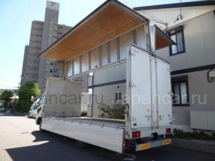 Фургон MITSUBISHI FUSO FIGHTER 2008 года в Японии