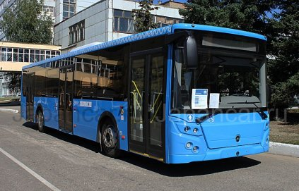Автобус ГАЗ ЛиАЗ-5292 рестайлинг в Благовещенске