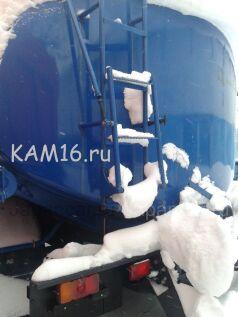 Автоцистерна КАМАЗ 53229, 65115 АЦН-14 с насосом 2020 года в Набережных Челнах