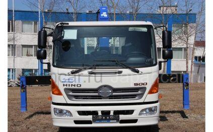 Бортовой+кран HINO 500 2018 года во Владивостоке