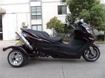 мотоцикл YAMAHA T5 CUSTOM