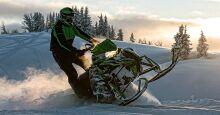снегоход ARCTIC CAT M 8000 SNO PRO 153 купить по цене 749000 р. в Омске