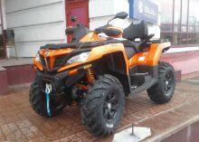 квадроцикл CFMOTO X10
