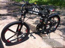 горный велосипед BMW LAND ROVER G4 CHALLENGE