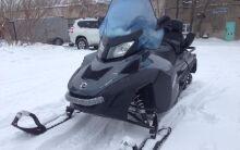 снегоход BRP SKI-DOO EXPEDITION 1200 купить по цене 125000 р. в Москве