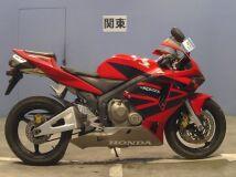 мотоцикл HONDA CBR 600 RR купить по цене 3600 р. во Владивостоке