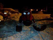 снегоход YAMAHA RS 10M