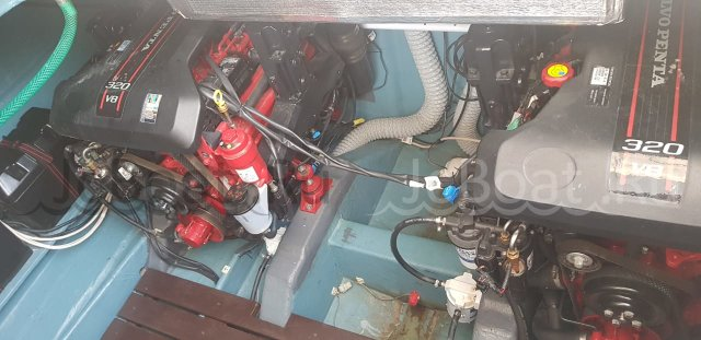 яхта моторная VELVETTE 41-Evolution 2014 года