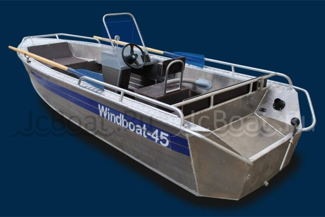 катер WINDBOAT 45 C 2018 года