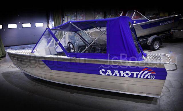 лодка СЕВЕР Салют-430 SCOUT 2018 года