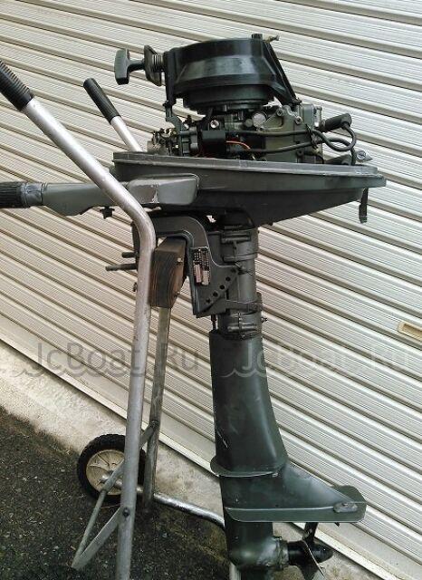 мотор подвесной SUZUKI DT-5 1998 года