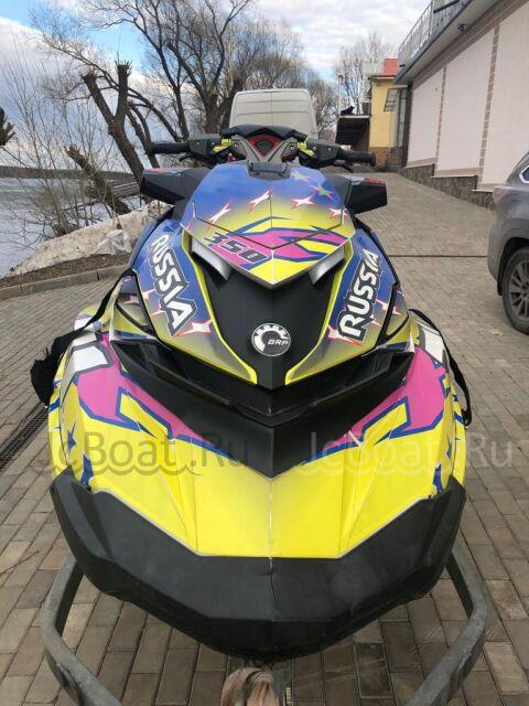 водный мотоцикл SEA-DOO BRP  2017 года