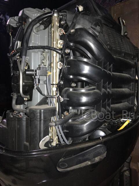 мотор подвесной SUZUKI лодочный мотор SUZUKI DF 175 2009 года