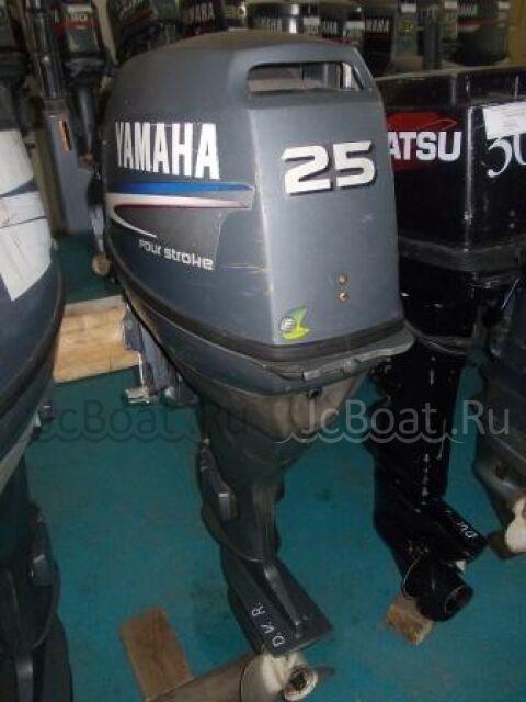 мотор подвесной YAMAHA (Y618) F 25 2000 года