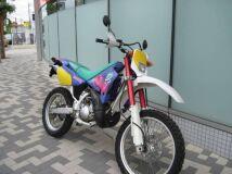 мотоцикл YAMAHA DT200WR