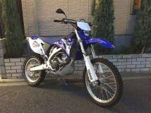 мотоцикл YAMAHA WR250F