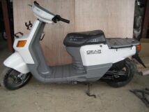 мотоцикл YAMAHA GEAR 50  UA03J