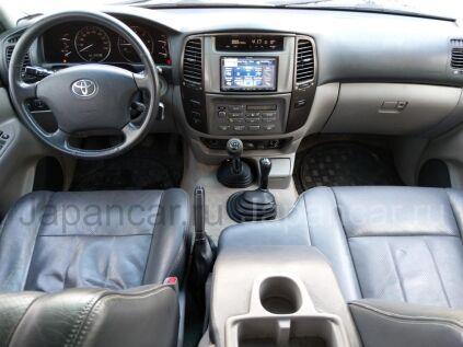 Toyota Land Cruiser 2006 года в Йошкар-Оле