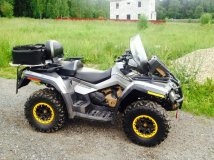 туристический BRP OUTLANDER 800 R MAX XTLTD