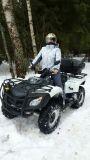 квадроцикл STELS ATV600GT
